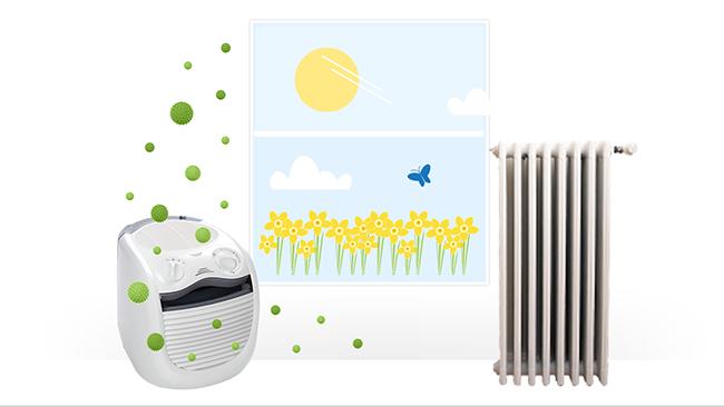 5 conseils sur la qualité de l'air à l'intérieur